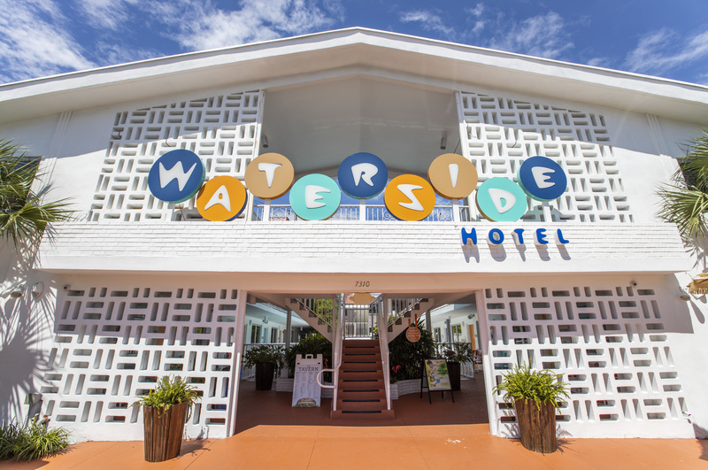 waterside retreats and suites hotel miami